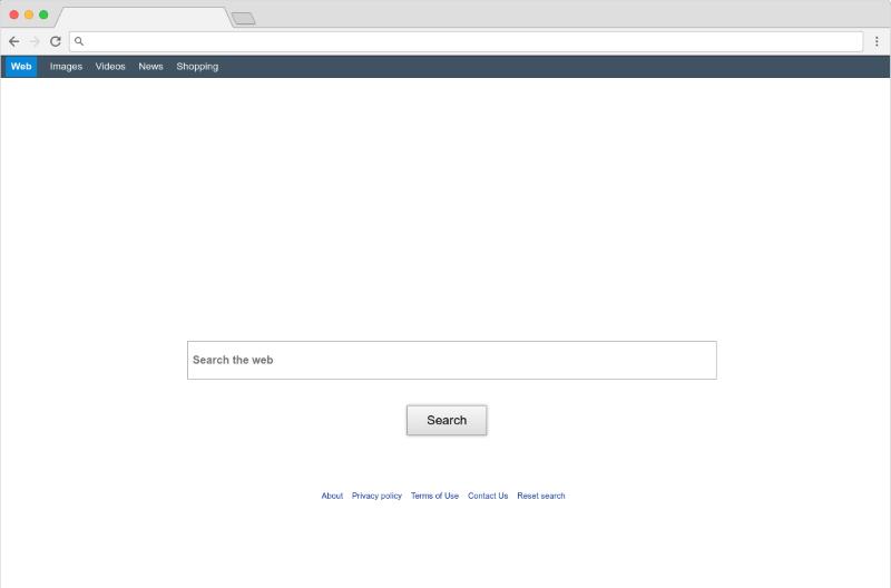 A screenshot of https://search.teritwoo.com (Mac)