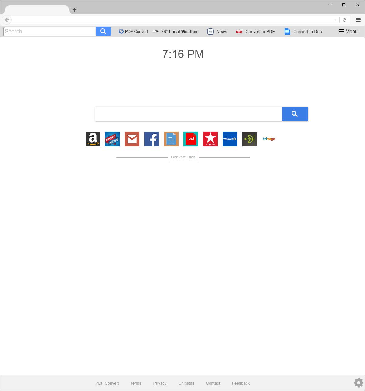 Search.searchipdf.com Hijacker