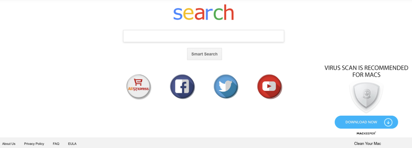 Smart Search (MacBook)