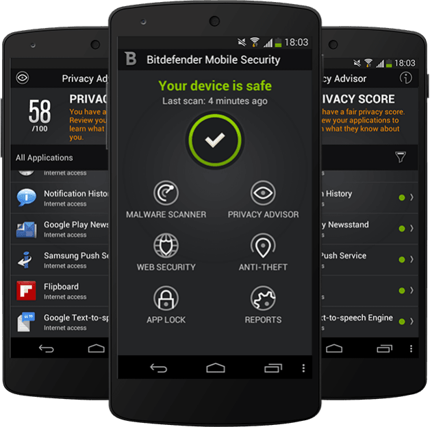 Bitdefender for Android