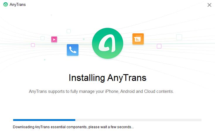 Anytrans install