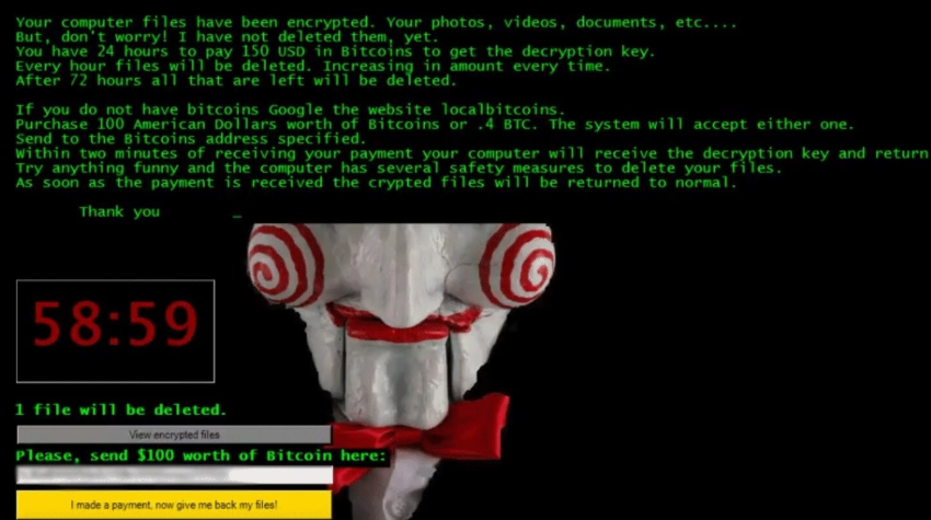 PC-FunHACKED! Ransomware