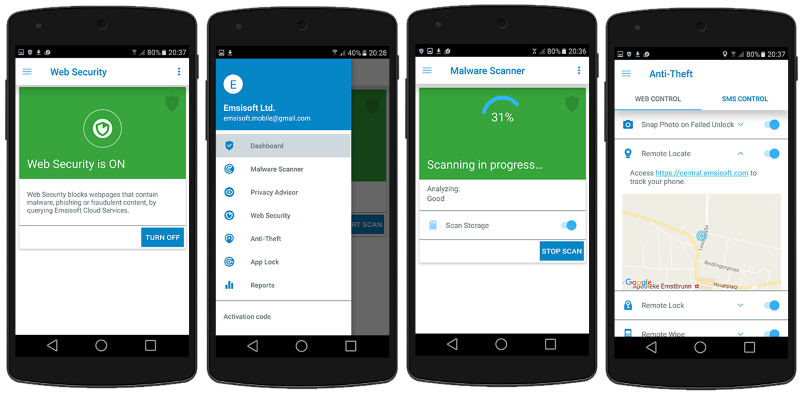 Emsisoft for Android
