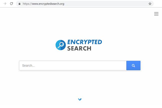 delete Encryptedsearch.org