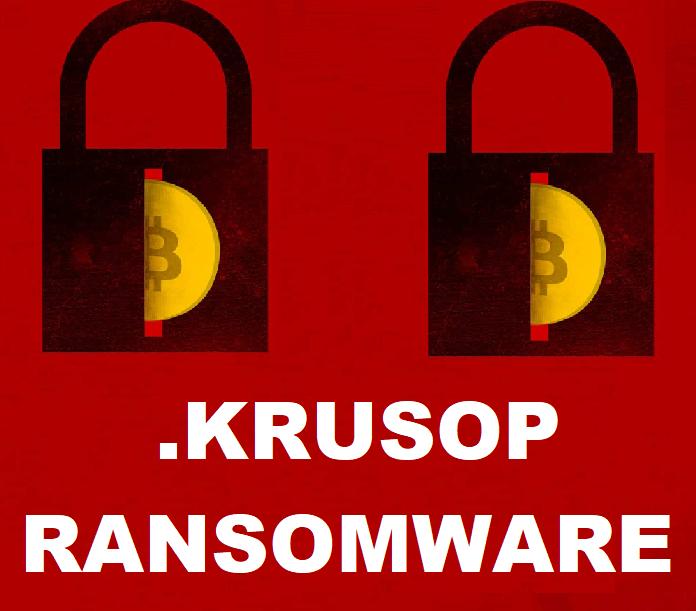 remove Krusop Ransomware