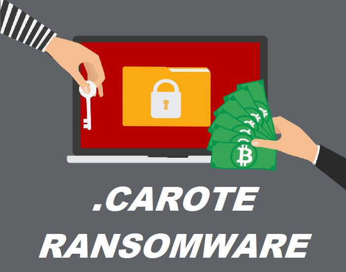 remove Carote Ransomware