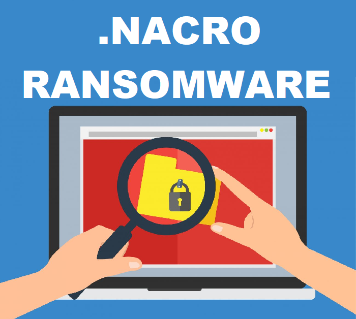 remove Nacro Ransomware