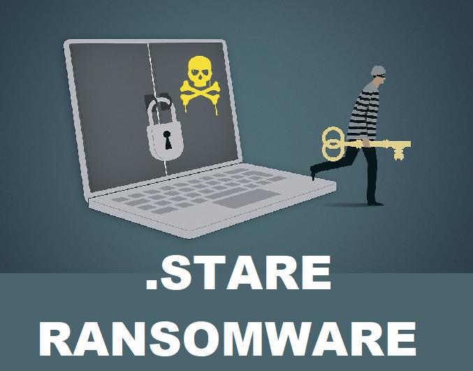remove Stare Ransomware