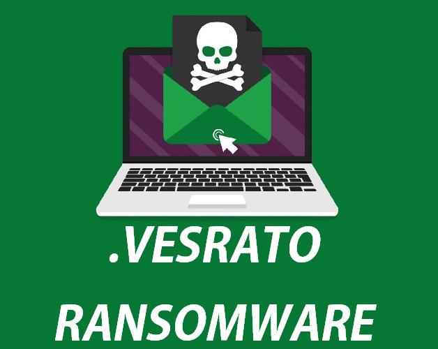 remove Vesrato Ransomware