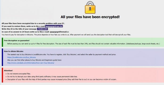 remove Deal Ransomware