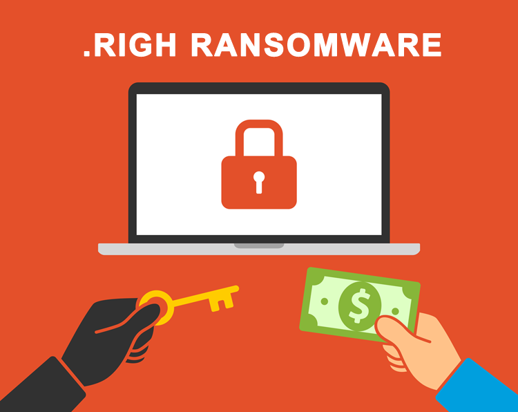 elimina Righ Ransomware