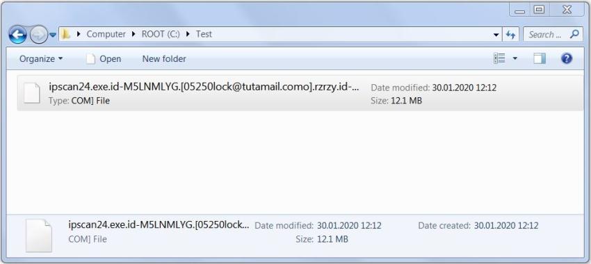 remove 05250lock ransomware