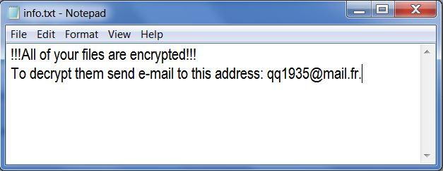 remove Devos ransomware