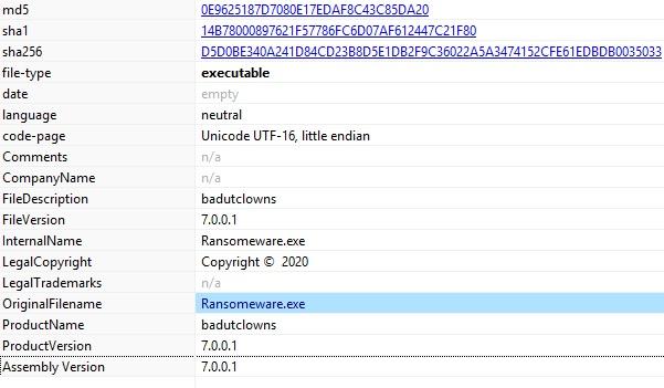 remove BadutClowns ransomware