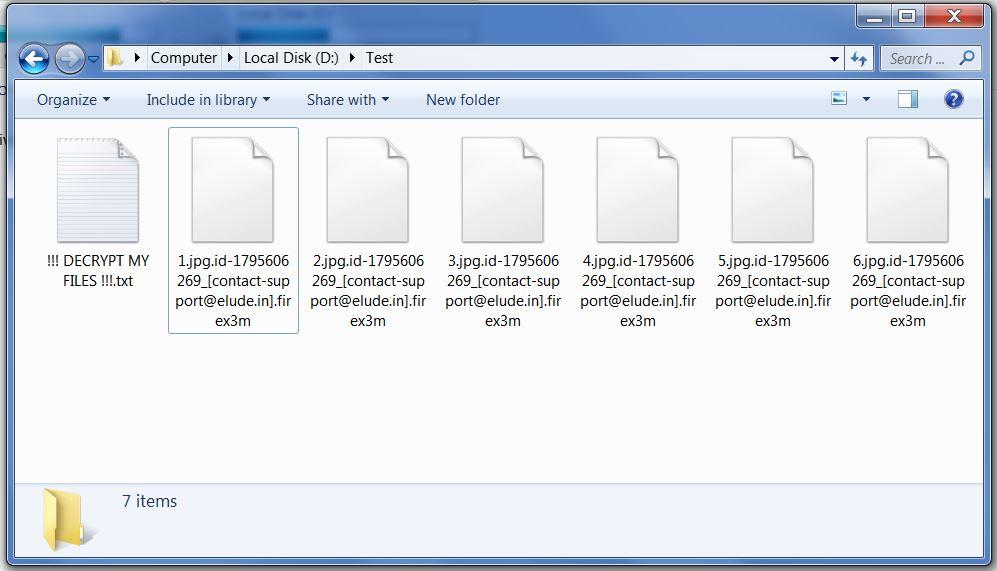 remove X3m ransomware