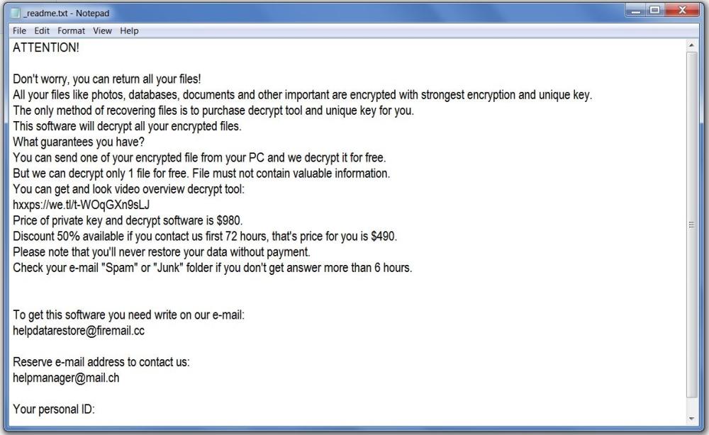 remove Npsk ransomware