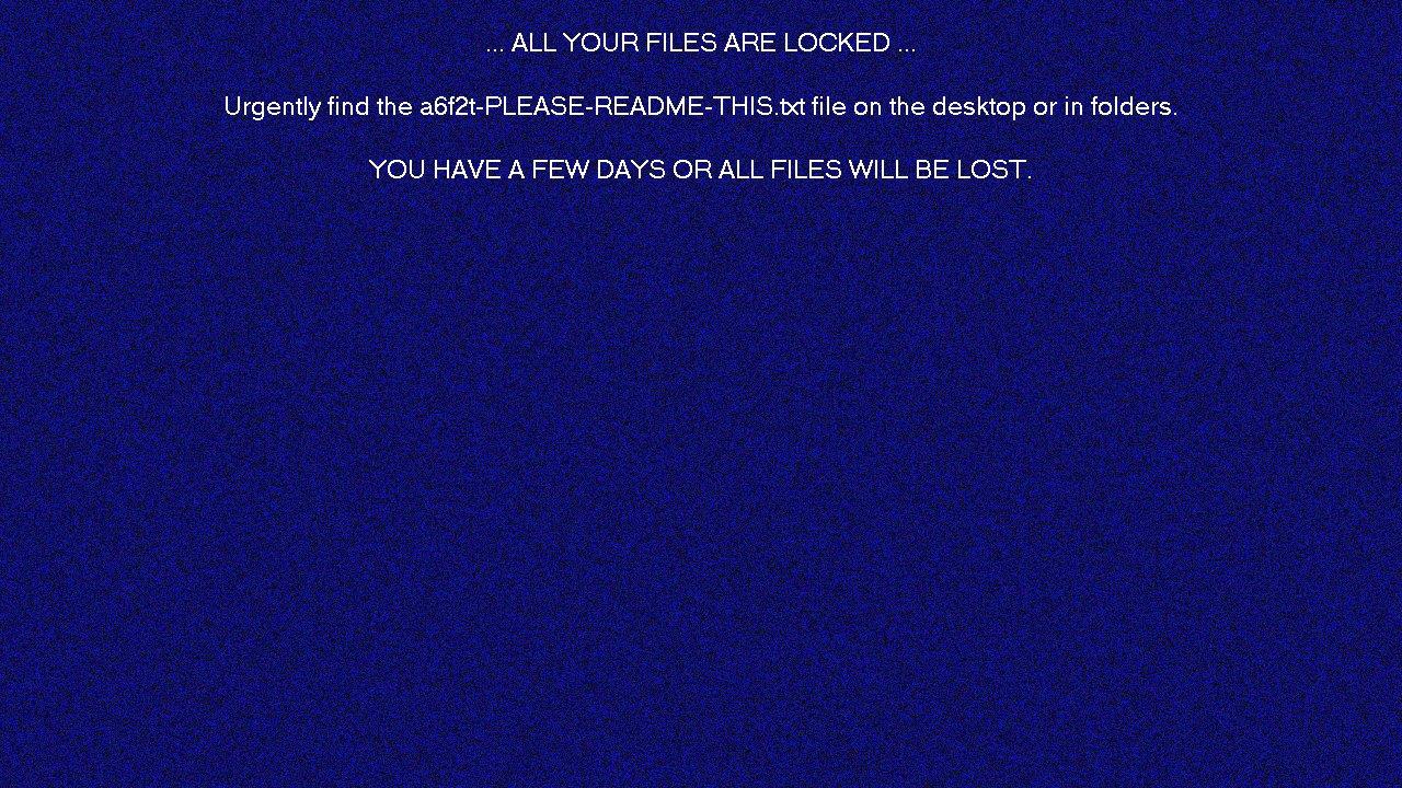 remove Sodinokibi ransomware