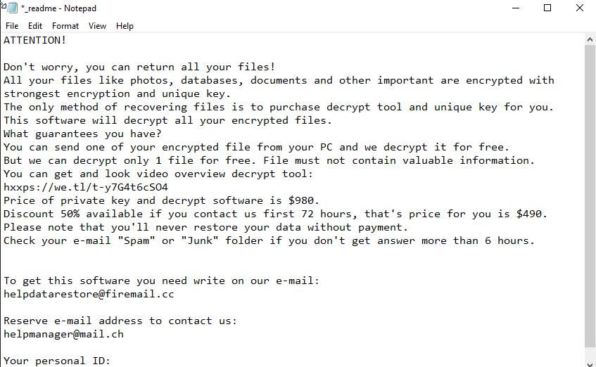 remove Jope ransomware
