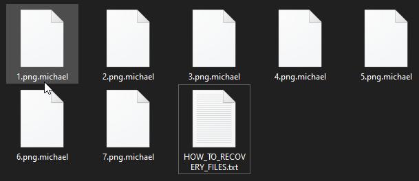 remove Michael (Balaclava) ransomware