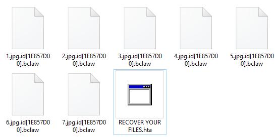 remove OffWhite ransomware