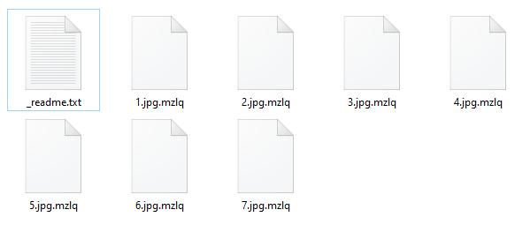 remove Mzlq ransomware