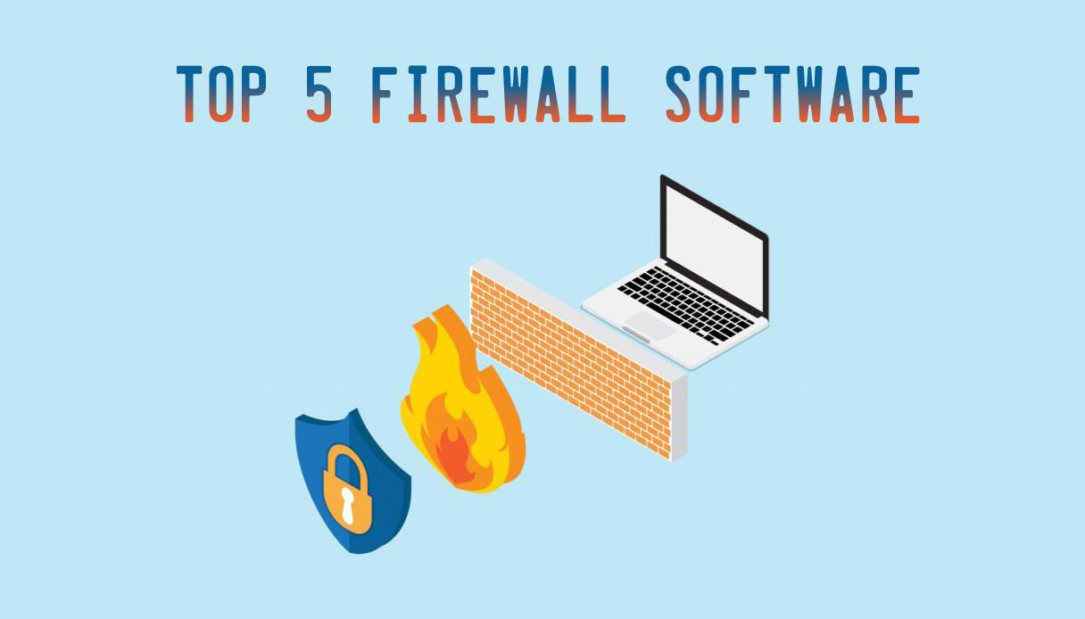 Тоp 5 firewall software
