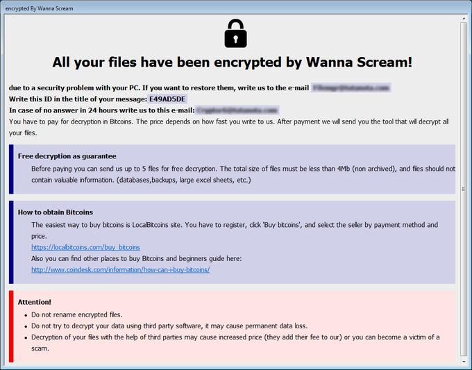 remove Fob ransomware