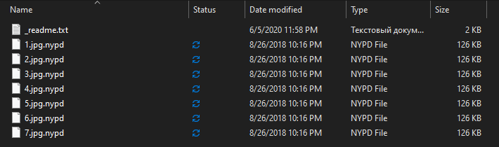 remove Nypd ransomware
