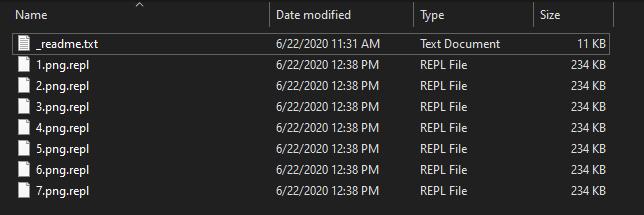 remove Repl ransomware