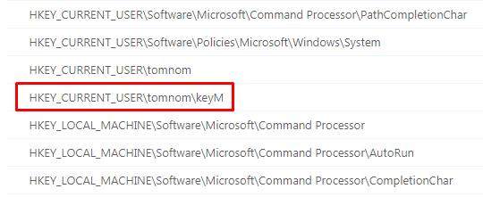 remove TomNom ransomware