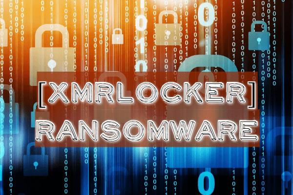 Entfernen Sie die XMRLocker Ransomware