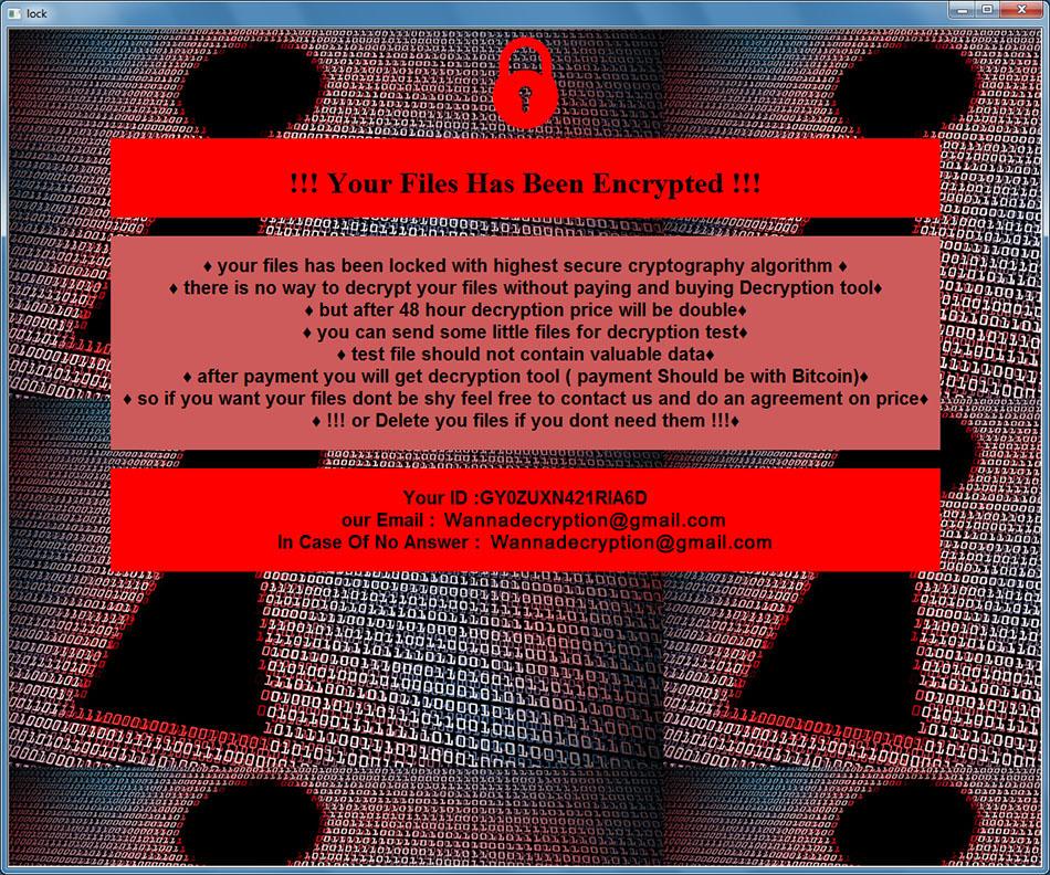 remove Hidden ransomware