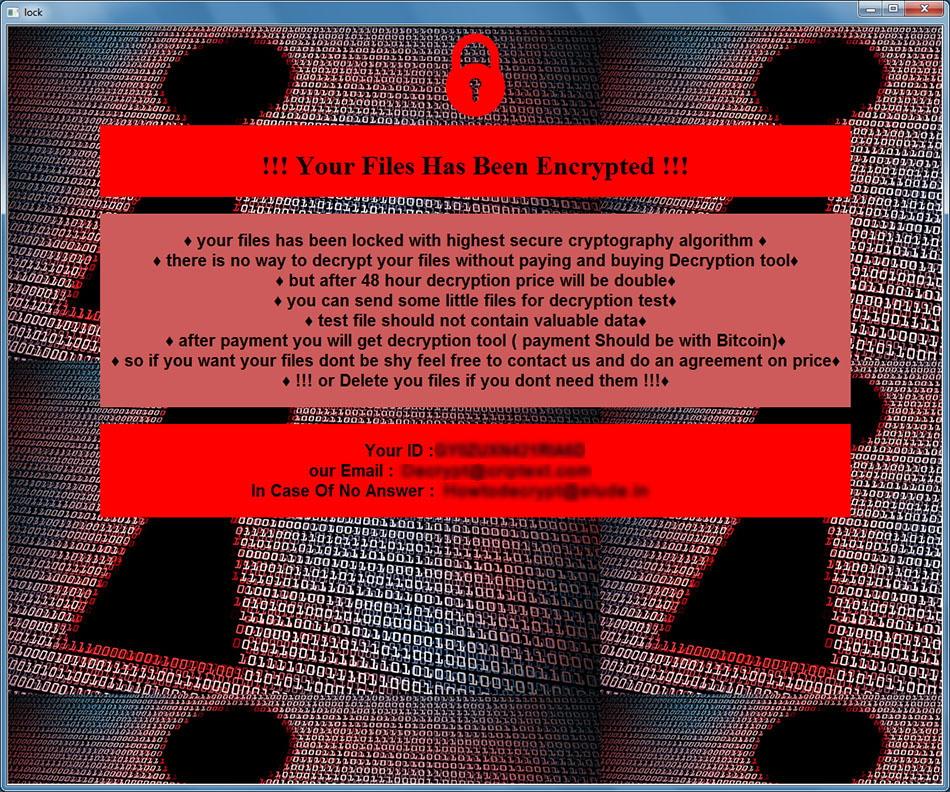 remove Crazy ransomware