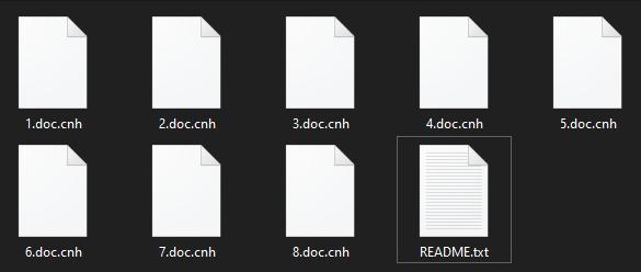 remove CNH ransomware