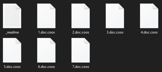 remove Coos virus