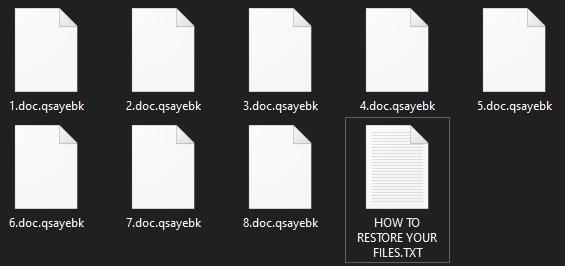 remove Qsayebk virus