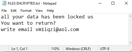 Word ransomware