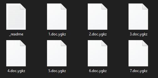 remove Ygkz virus