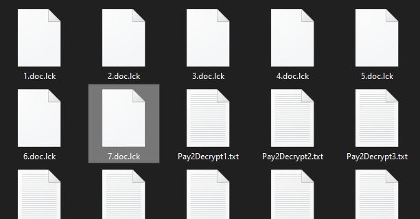 fjerne BleachGap ransomware