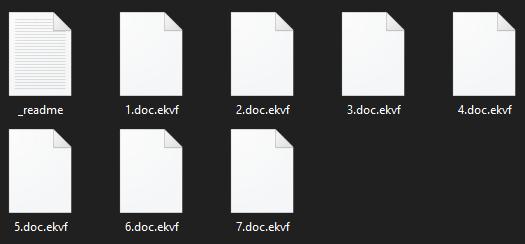 remove Ekvf virus