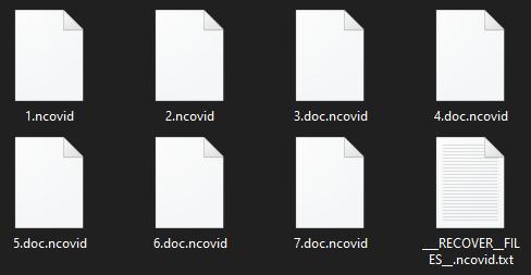 remove Ncovid 1.4 ransomware