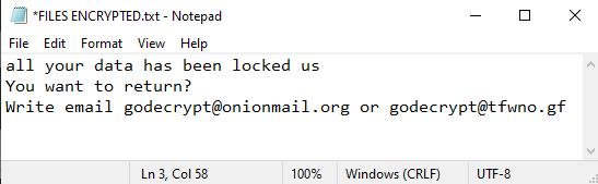 4o4 ransomware