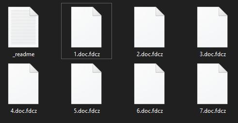 remove Fdcz ransomware
