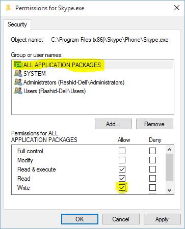 consertar 100% uso de disco no Windows 10 com Chrome e Skype em execução