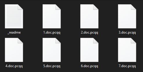 remove Pcqq ransomware
