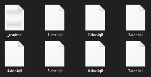 remove Iqll ransomware