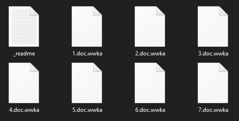 remove Wwka ransomware