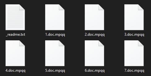 remove Mpqq ransomware