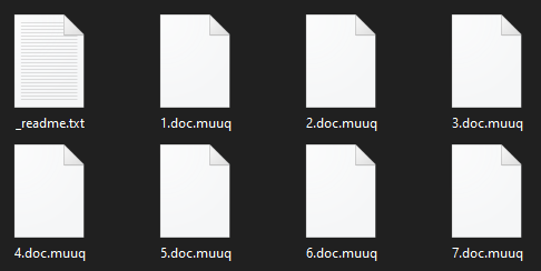 remove Muuq ransomware