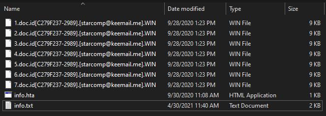 remove Win virus